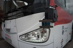 Driverless bus hits streets of Malaga in southern Spain