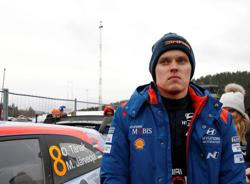 Rallying: Tanak wins Arctic Rally as Rovanpera leads championship
