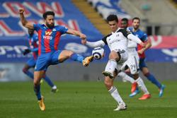 Dominant Fulham frustrated in goalless draw at Palace