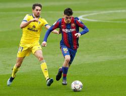 Barca's Pedri faces spell out after muscle injury