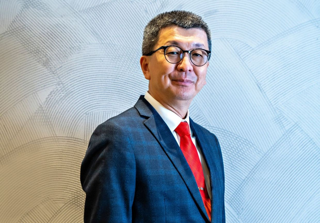Tan Sri Lim Hock San has been appointed as executive chairman of LBS Bina Group Bhd with effect from Monday.
