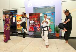 Chess, jump rope among additions to Selangor virtual programme