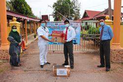Automaker drives aid to Malaysians in need