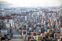 China transport sector off to a good start