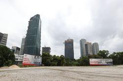 Coronation Square is Johor Baru's KLCC