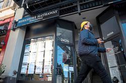 Buffett upbeat on US and Berkshire