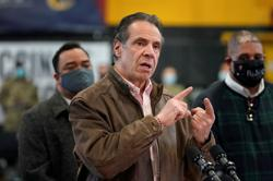 New York Governor Cuomo backs down on plan to pick lawyer to review his alleged sexual misconduct