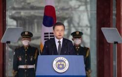 S. Korea's Moon says Olympics may be chance for North Korea, US talks