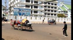 Laos: City roads upgraded to improve traffic flow