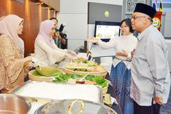 Envoy hopes for more Thai students in Brunei