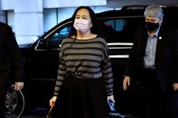 Huawei CFO back in court fighting US extradition