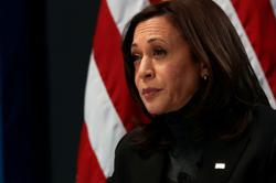 Harris favourite to win 2024 U.S. presidential election - UK bookmaker