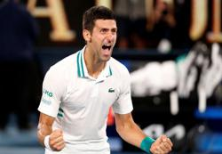 Djokovic ties Federer's record for most weeks as world No.1