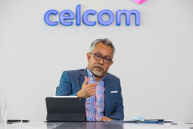 Chief executive officer Idham Nawawi (pic) said the capex is part of the company's continuing efforts to enhance and optimise its network and service experience throughout 2021.