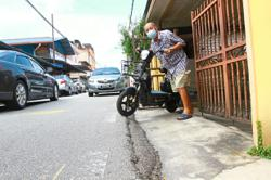 'Mill road instead of resurfacing it'