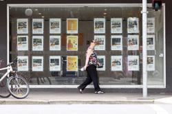 Housing booms in Australia