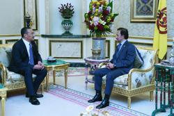 Malaysia, Brunei reaffirm longstanding relations, says Hishammuddin