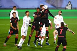 Real Madrid's Vinicius salvages last-gasp draw with Sociedad