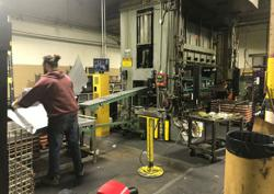 US factory activity scales three-year high, price pressures building