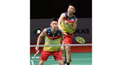 V Shem-Wee Kiong resume quest to reach Olympics despite heavy odds