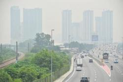 Air quality unhealthy in three Selangor areas