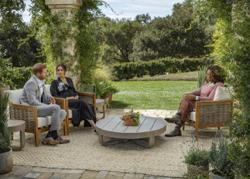 Prince Harry tells Oprah Winfrey: Split from royal life 'unbelievably tough'