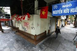 Hanoi allows reopening of eateries but street stalls and bars remain closed