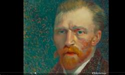 Art lovers are bringing painters and poets to life with this app