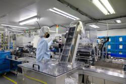 S. Korea factory activity expands at fastest pace in almost 11 years