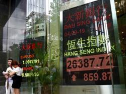 China tech stocks buoyed by Hang Seng overhaul plans
