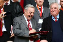 Former Liverpool forward St John dies aged 82