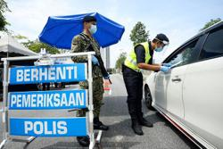 Inter-district travel allowed except in Sabah from March 5, interstate travel ban remains