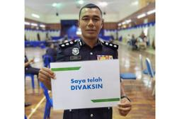Melaka CID chief says he feels fine after receiving Covid-19 vaccine