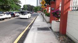 Repaired walkway in Damansara Kim improves accessibility