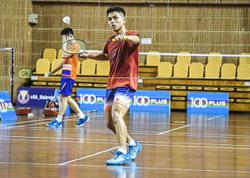 Youngsters Jacky and Ken Yon game for tougher training with seniors at ABM