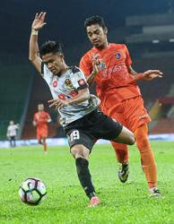 Perak hopeful that loanee Farhan can do a Messi on the flanks