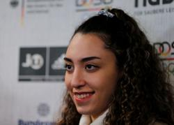 Iran's only female Olympic medallist to compete under white flag in Tokyo