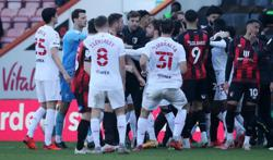 Bournemouth and Watford charged by FA over stoppage-time brawl