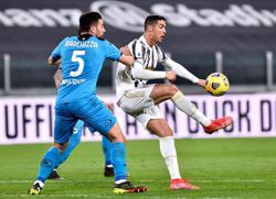 Ronaldo marks 600th league game with landmark goal as Juve beat Spezia