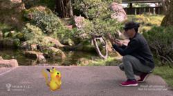 'Pokémon Go' tests more immersive AR with smart glasses
