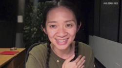 Chinese netizens question nationality of Golden Globe-winning director Chloe Zhao