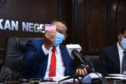 Negri MB's Covid-19 vaccination done behind closed doors as he suffers from allergies