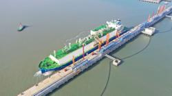 MISC's ethane carrier Seri Everest delivers cargo in China