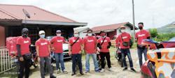 Former engineer runs an essential service in Sabah 'cowboy town'