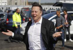 Musk floats Starbase name change for Texas launch town