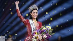 Miss Universe Thailand fired as mental health ambassador