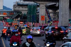 SUKE developer: Overloaded trailer in MRR2 bridge collapse not involved in highway's construction