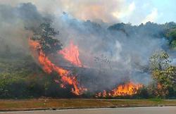 Open burning prohibited in Selangor, Pahang, Johor