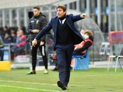 Beating Juventus gave Inter Serie A title belief, says Conte