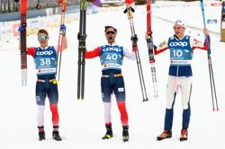 Norway's Holund, Lundby claim gold